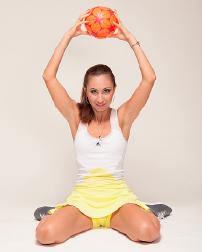 кардиотренировка с мячом