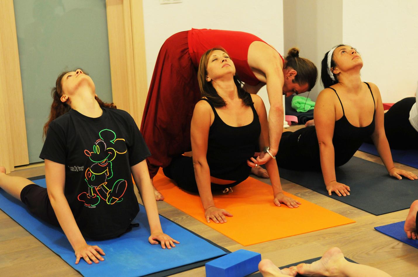йога-студия в сургуте