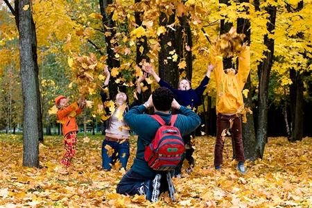 выходные осенью