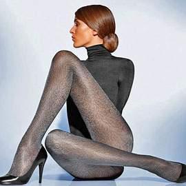 модные колготы 2012
