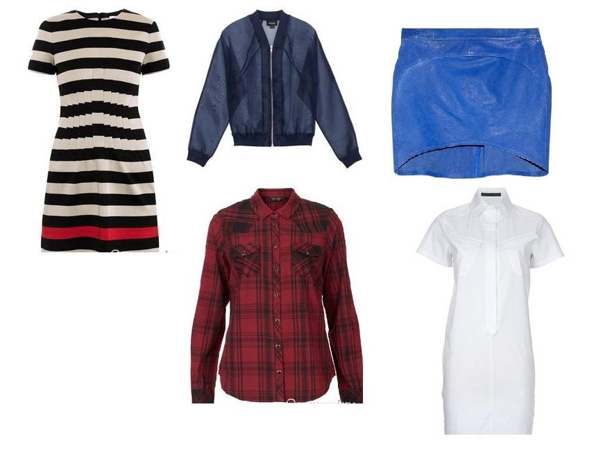 модные покупки