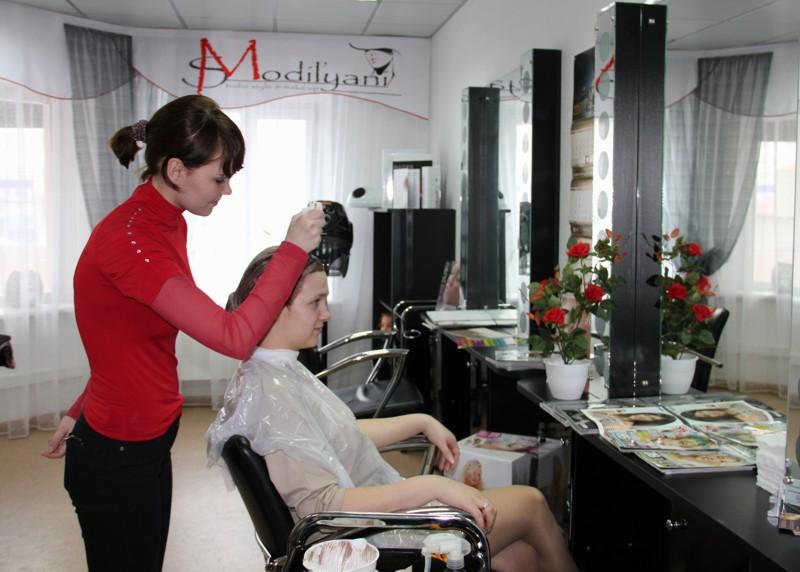 Вы просматриваете изображения у материала: Весеннее ПРЕОБРАЖЕНИЕ в студии стиля и макияжа Модильяни