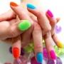 Бархатные ногти в Клубе профессионалов Елены Ланге!