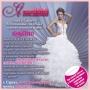 12 января - открытие салона свадебных платьев Я СОГЛАСНА в  Сургуте!